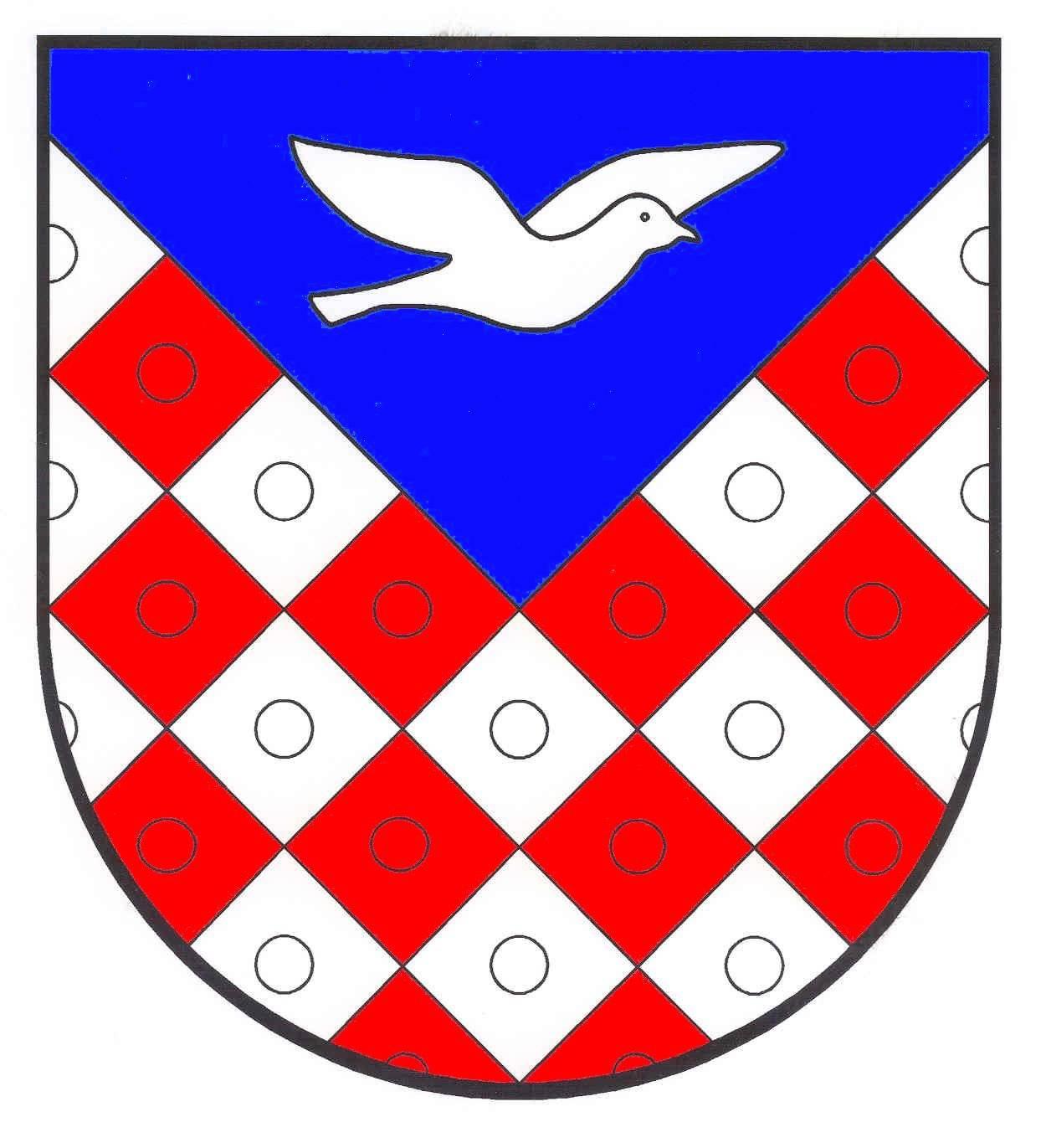 Wappen GemeindeDuvensee, Kreis Herzogtum Lauenburg