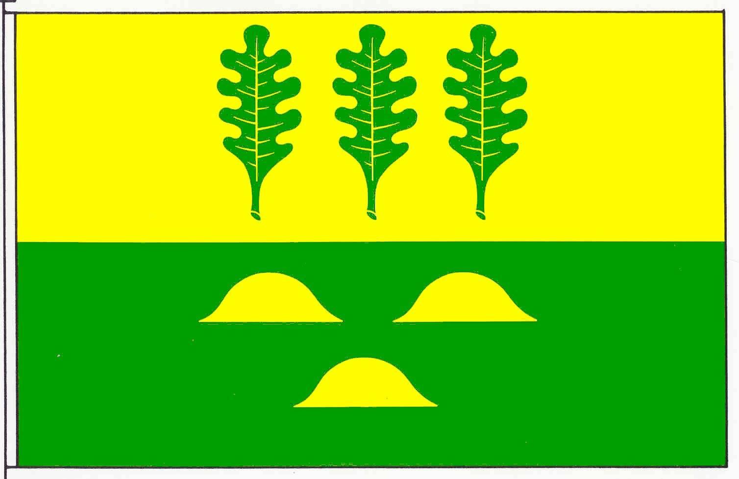 Flagge GemeindeEhndorf, Kreis Rendsburg-Eckernförde
