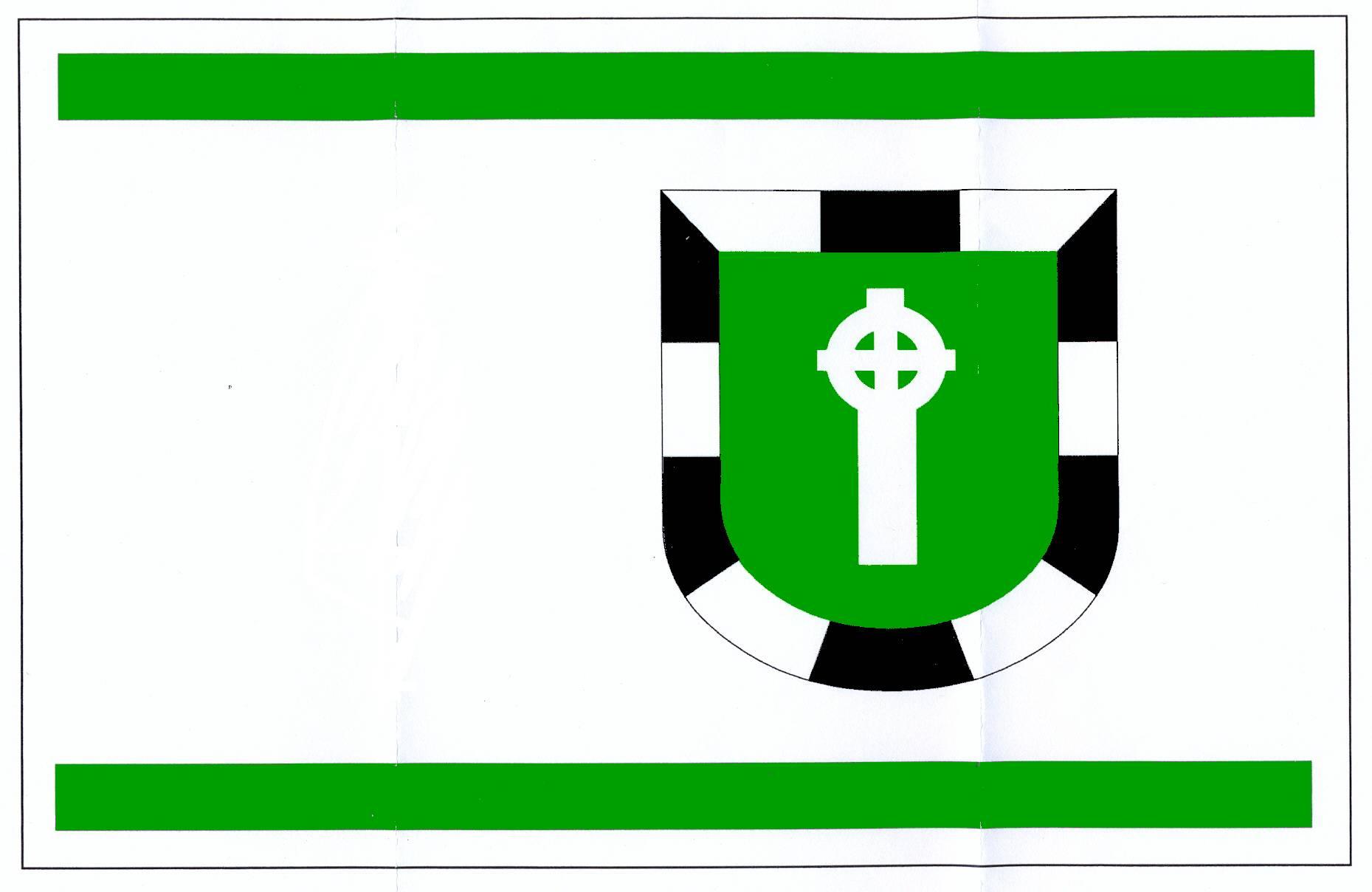 Flagge GemeindeEinhaus, Kreis Herzogtum Lauenburg