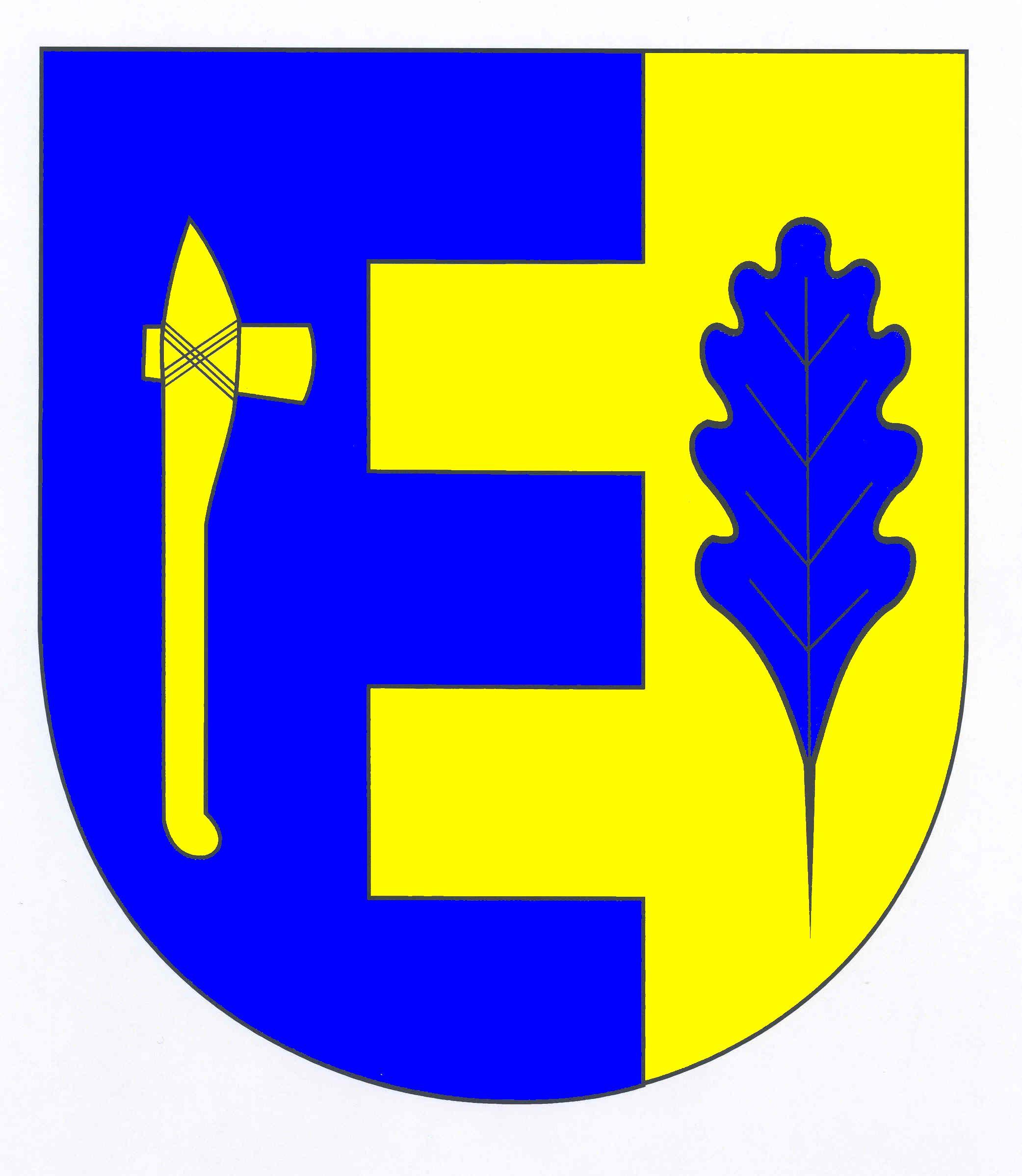 Wappen GemeindeEisendorf, Kreis Rendsburg-Eckernförde