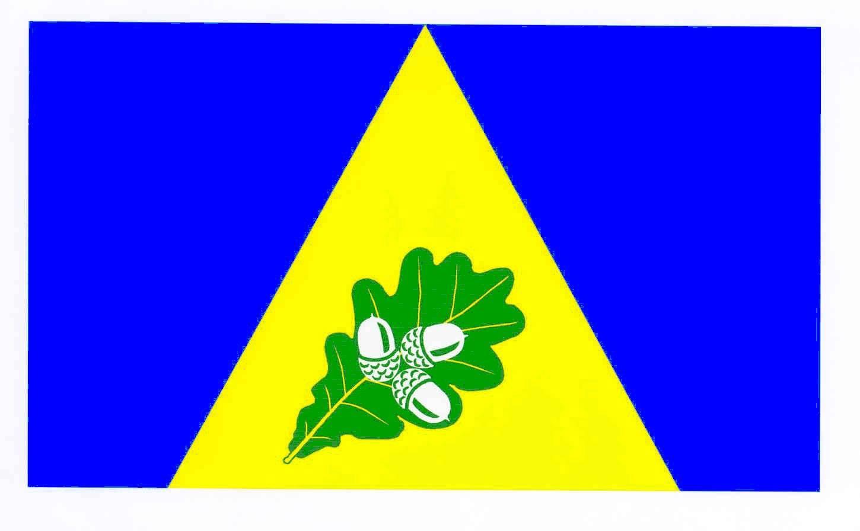 Flagge GemeindeEkenis, Kreis Schleswig-Flensburg