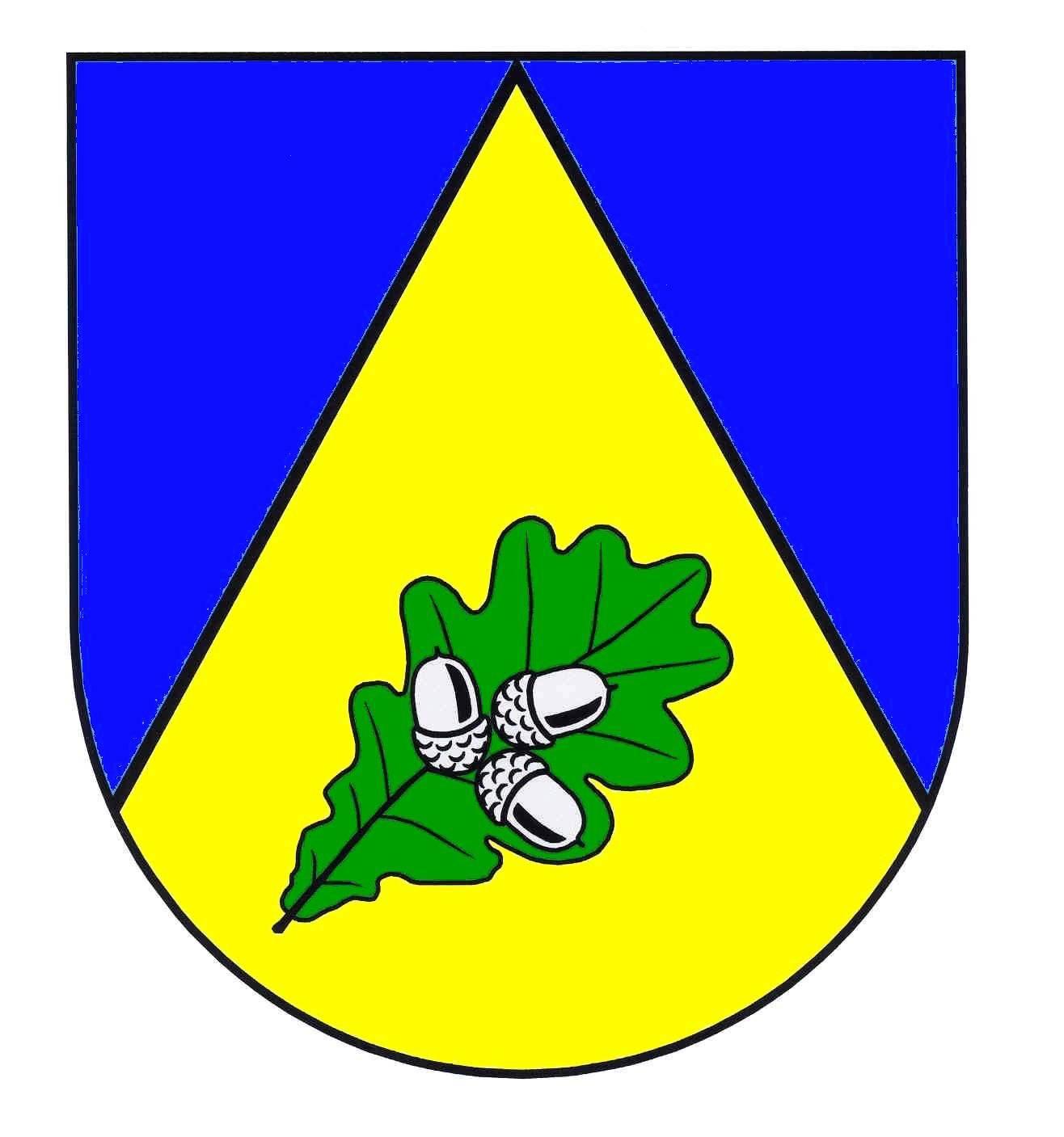 Wappen GemeindeEkenis, Kreis Schleswig-Flensburg
