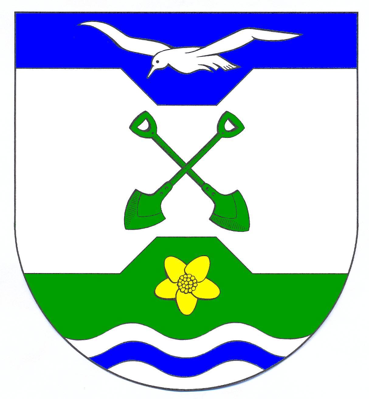 Wappen GemeindeElisabeth-Sophien-Koog, Kreis Nordfriesland