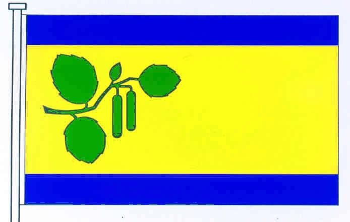 Flagge GemeindeEllerau, Kreis Segeberg