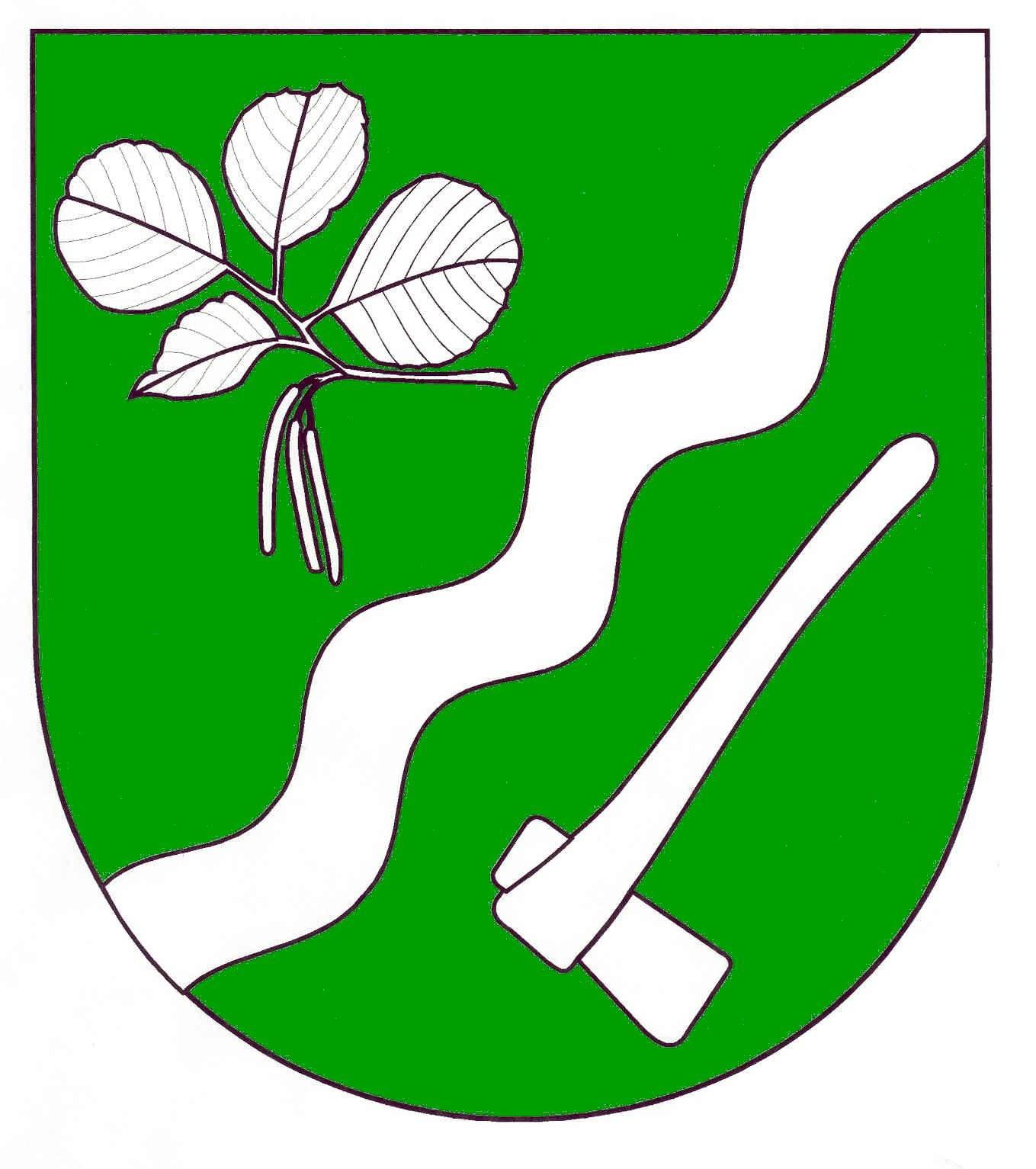 Wappen GemeindeEllerdorf, Kreis Rendsburg-Eckernförde