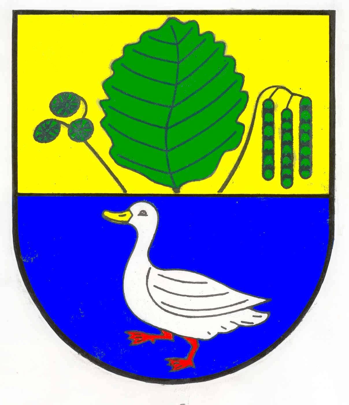 Wappen GemeindeEllingstedt, Kreis Schleswig-Flensburg