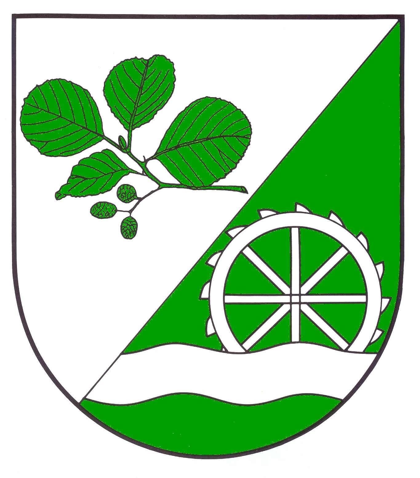 Wappen GemeindeElsdorf-Westermühlen, Kreis Rendsburg-Eckernförde