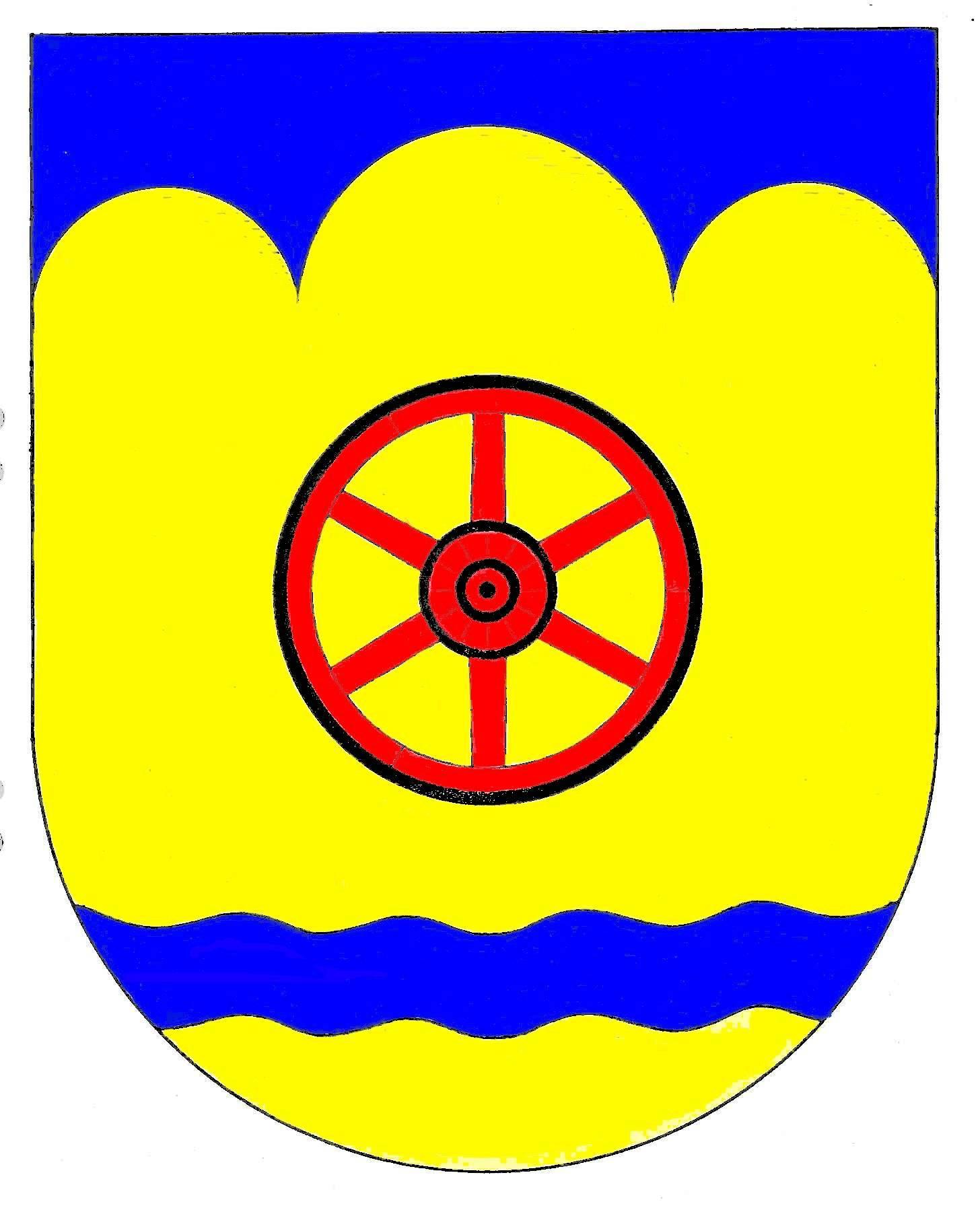 Wappen GemeindeEnge-Sande, Kreis Nordfriesland