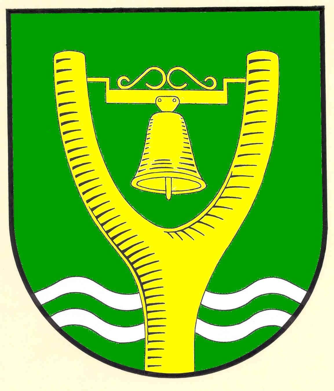 Wappen GemeindeErfde, Kreis Schleswig-Flensburg
