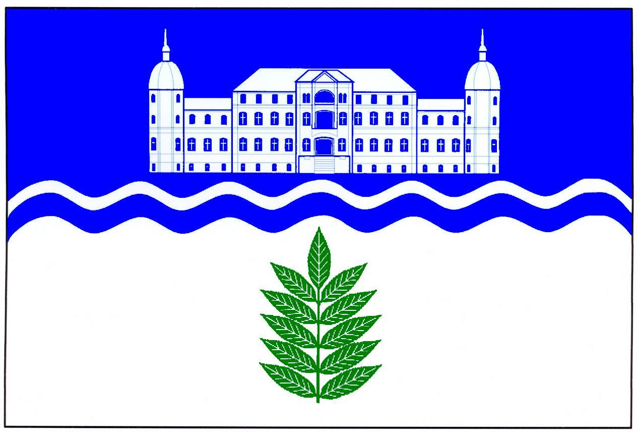 Flagge GemeindeFargau-Pratjau, Kreis Plön