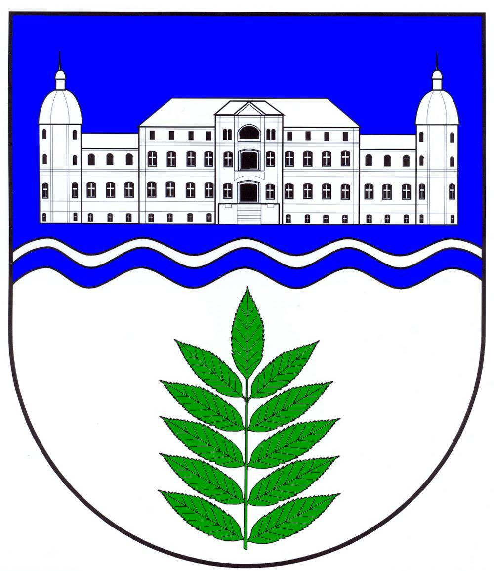 Wappen GemeindeFargau-Pratjau, Kreis Plön