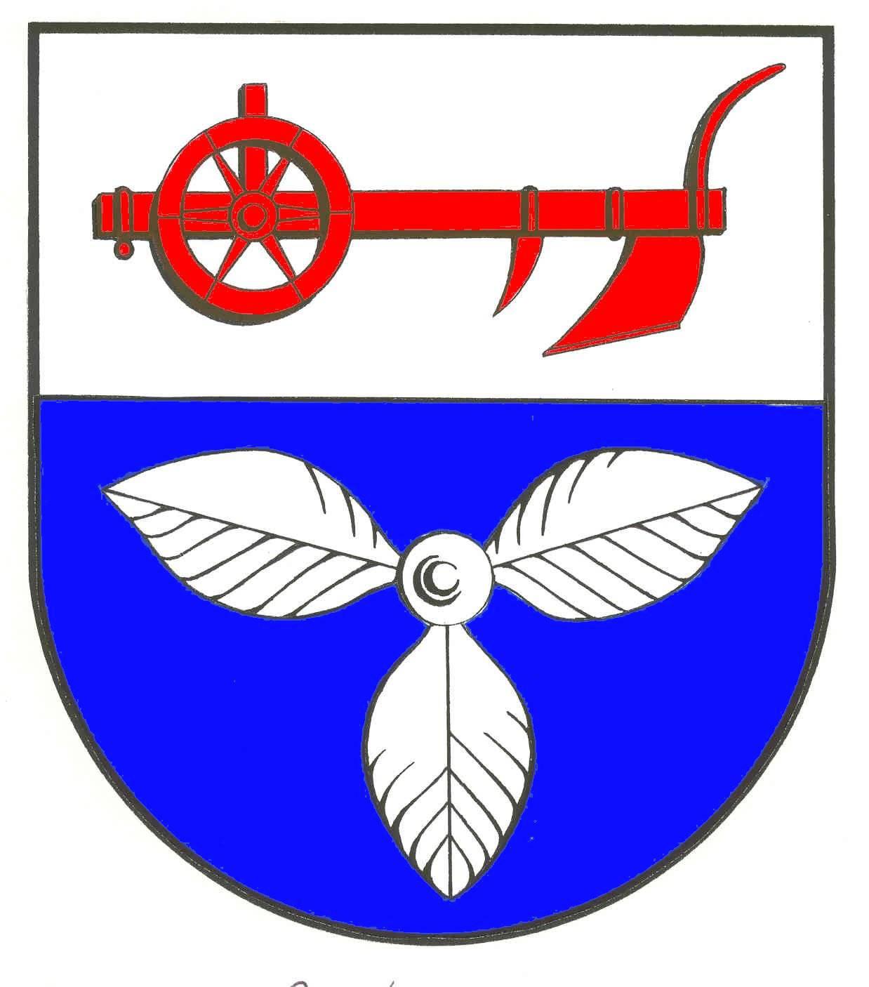 Wappen GemeindeFelde, Kreis Rendsburg-Eckernförde