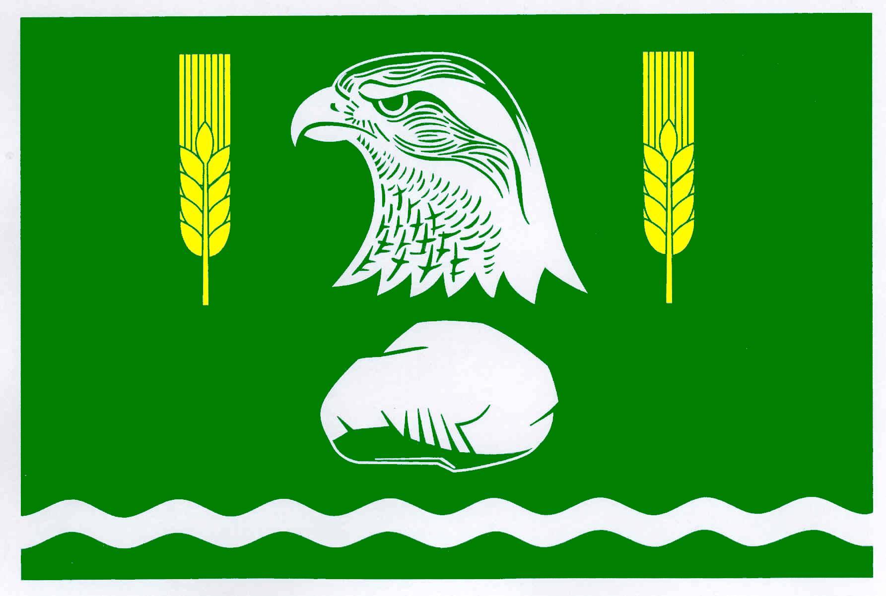 Flagge GemeindeFeldhorst, Kreis Stormarn
