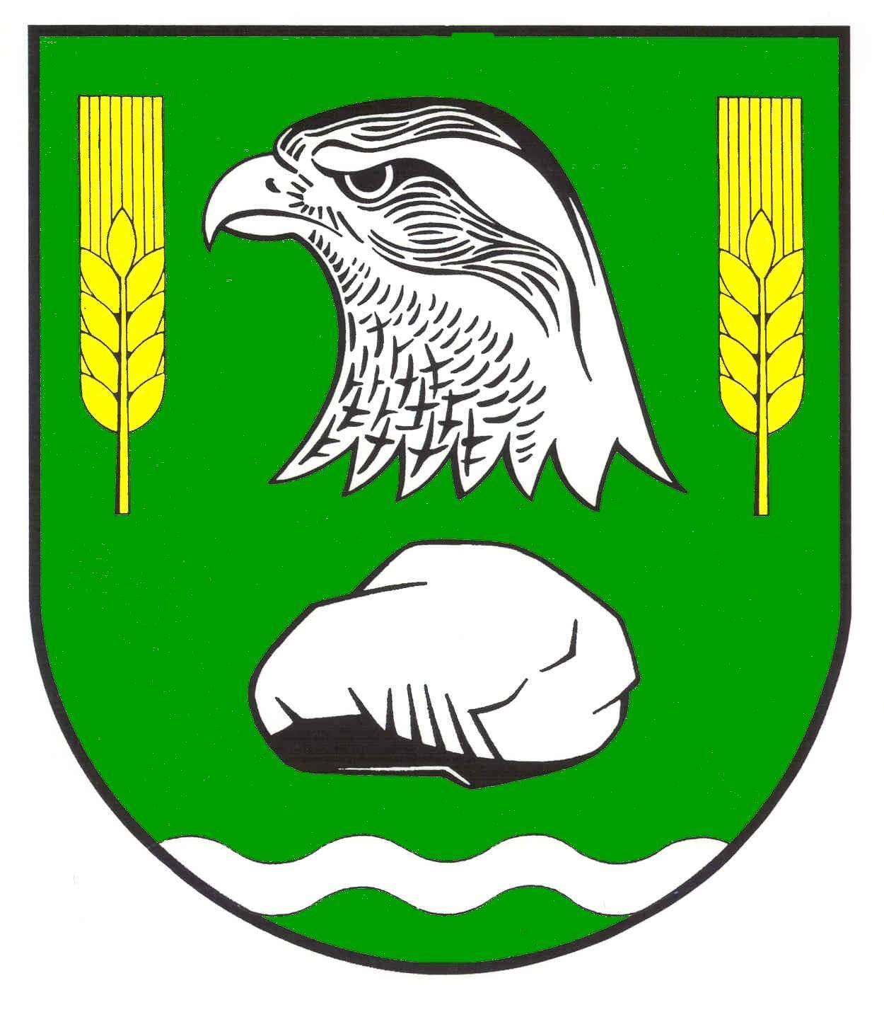 Wappen GemeindeFeldhorst, Kreis Stormarn