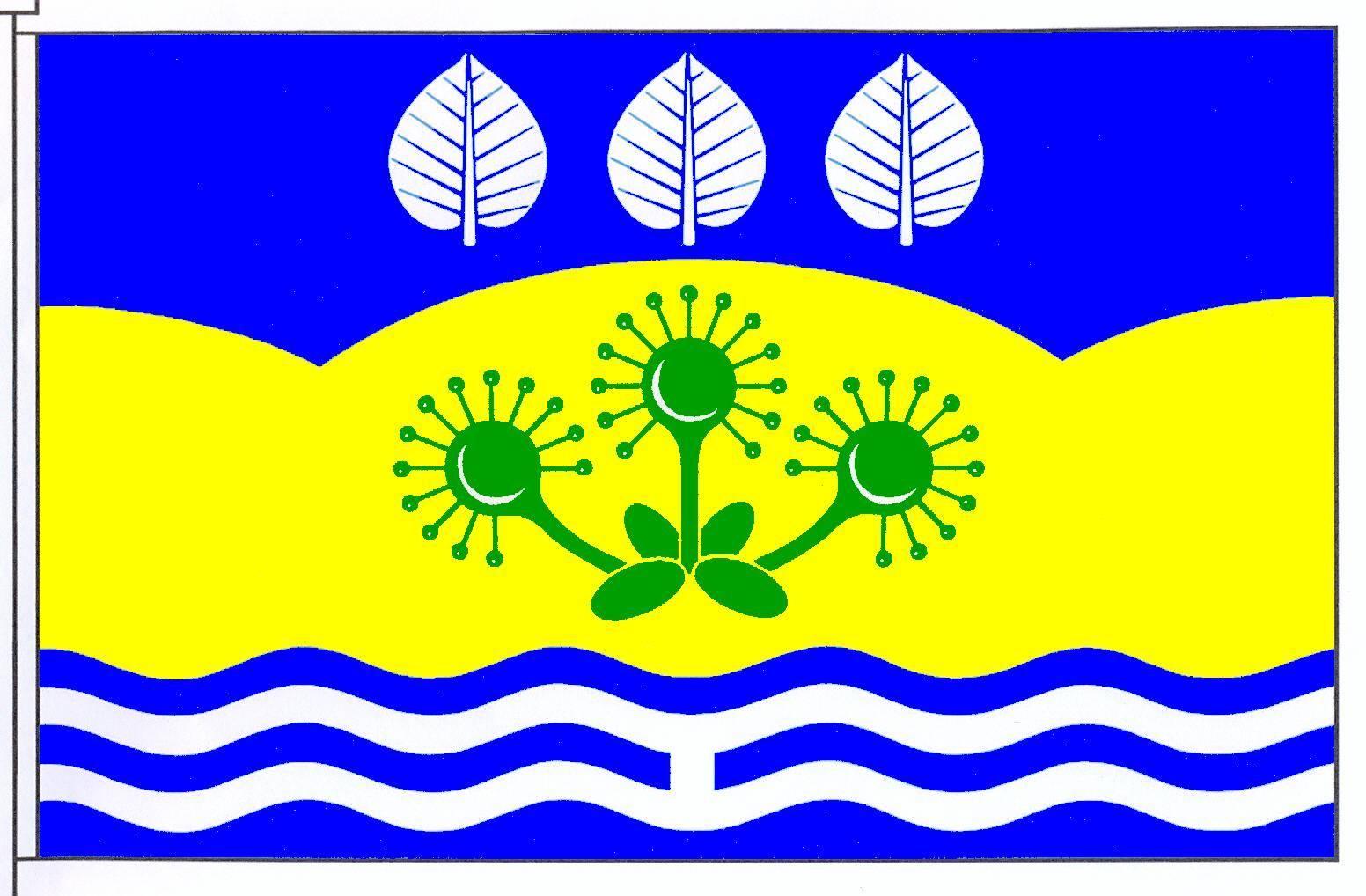 Flagge GemeindeFelm, Kreis Rendsburg-Eckernförde