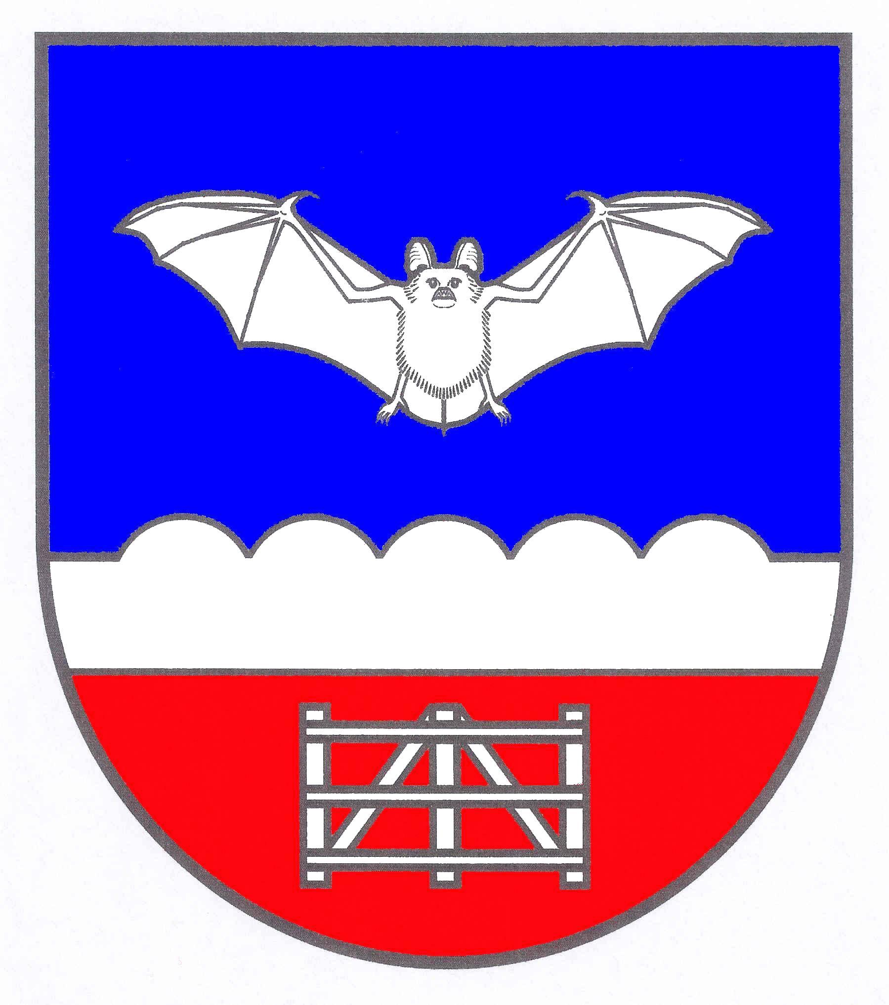 Wappen GemeindeFiefbergen, Kreis Plön
