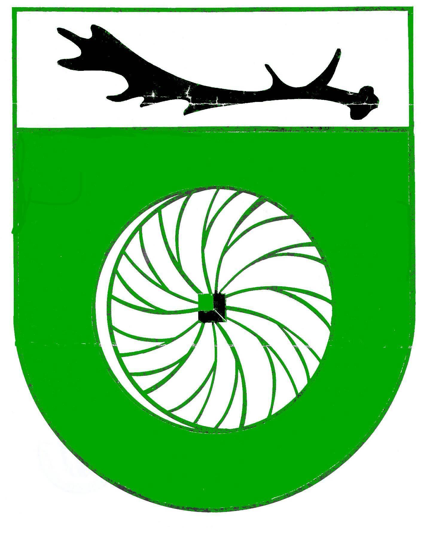 Wappen GemeindeFitzbek, Kreis Steinburg