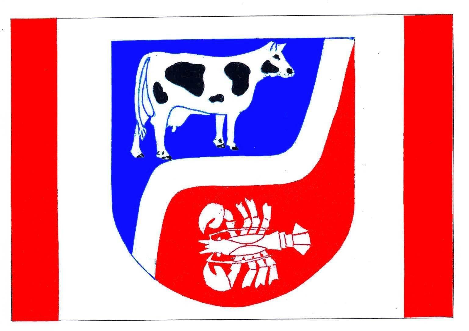 Flagge GemeindeFitzen, Kreis Herzogtum Lauenburg