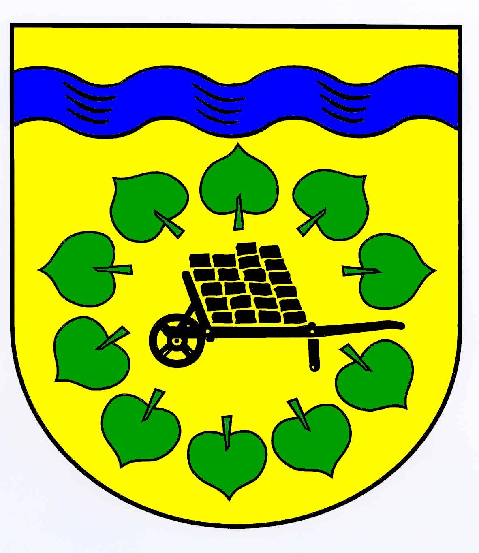 Wappen GemeindeFredesdorf, Kreis Segeberg