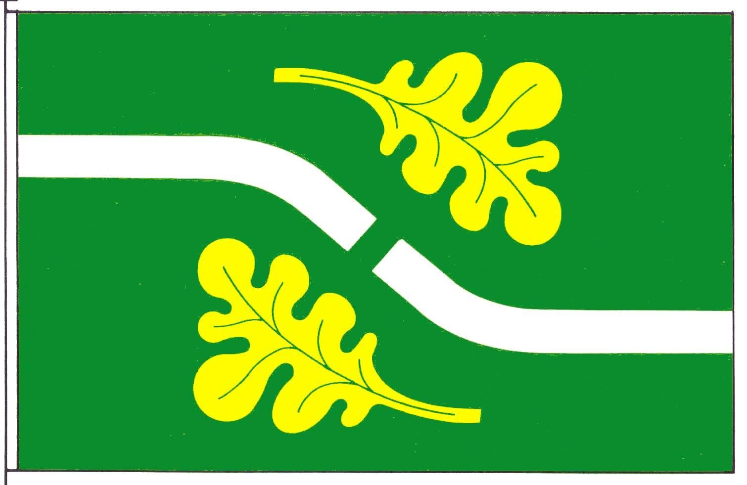 Flagge GemeindeFrestedt, Kreis Dithmarschen