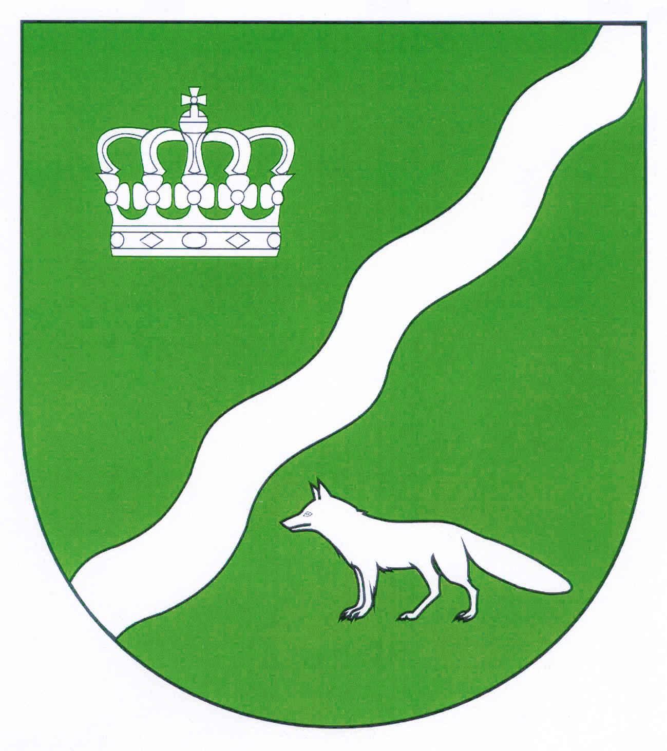 Wappen GemeindeFriedrichsgraben, Kreis Rendsburg-Eckernförde