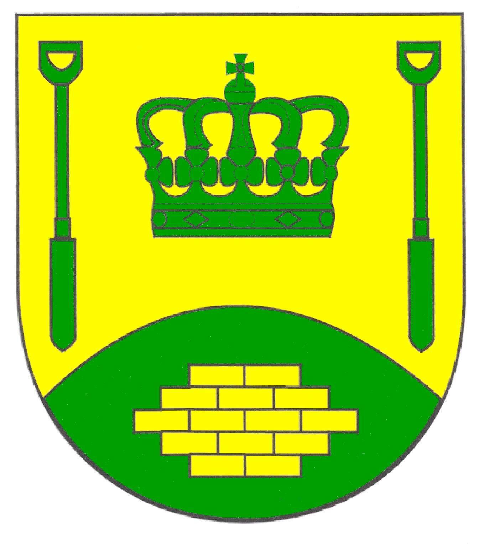 Wappen GemeindeFriedrichsholm, Kreis Rendsburg-Eckernförde