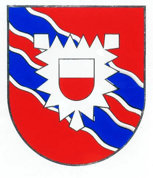 Wappen StadtFriedrichstadt, Kreis Nordfriesland