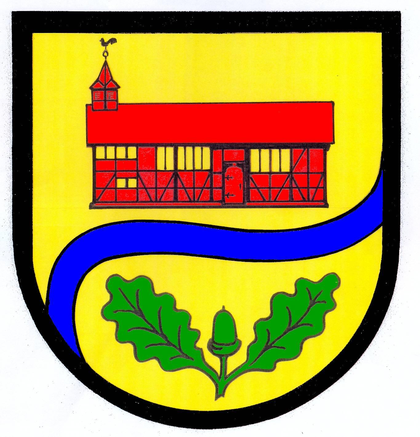 Wappen GemeindeFuhlenhagen, Kreis Herzogtum Lauenburg