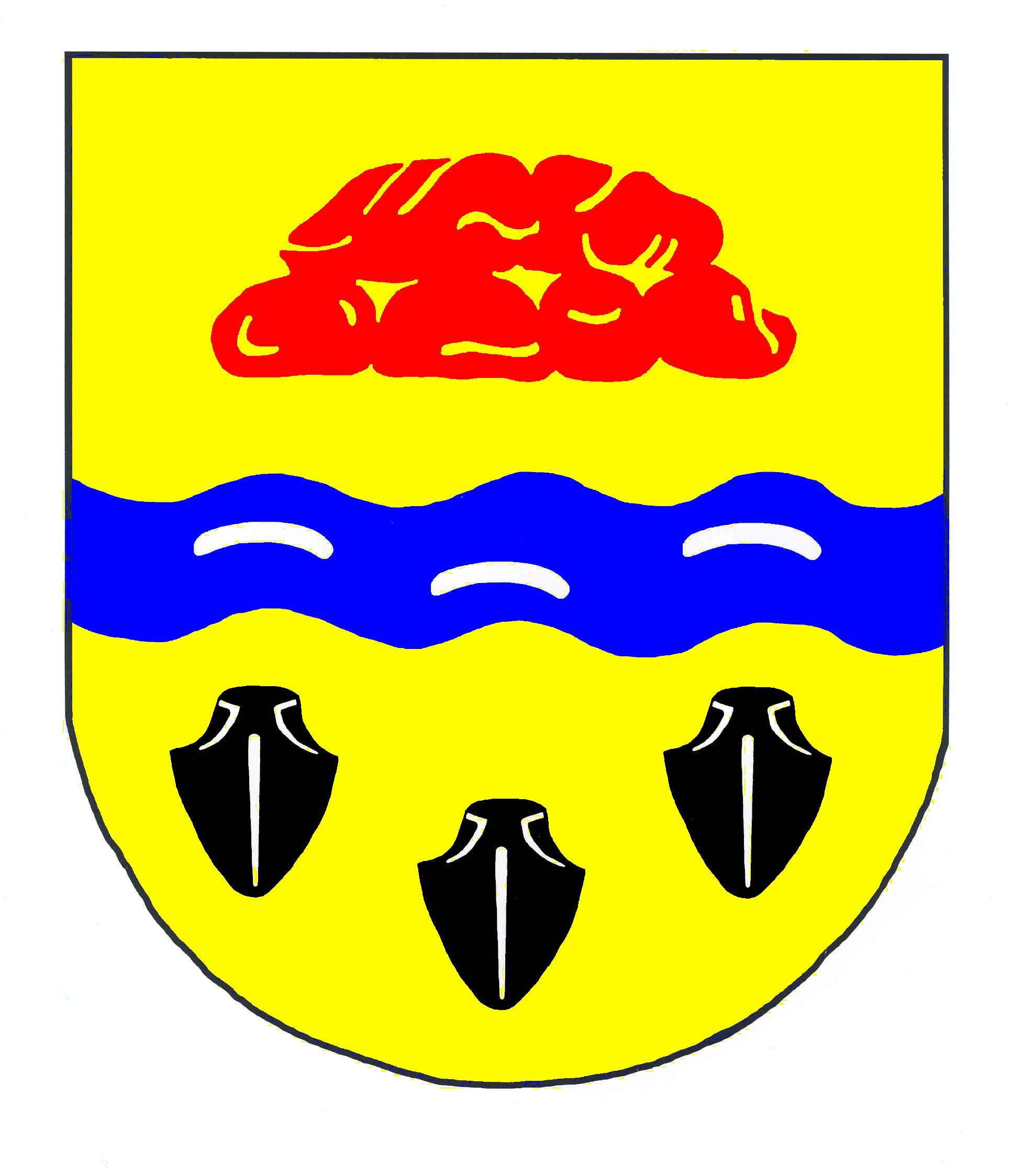Wappen GemeindeGammelby, Kreis Rendsburg-Eckernförde