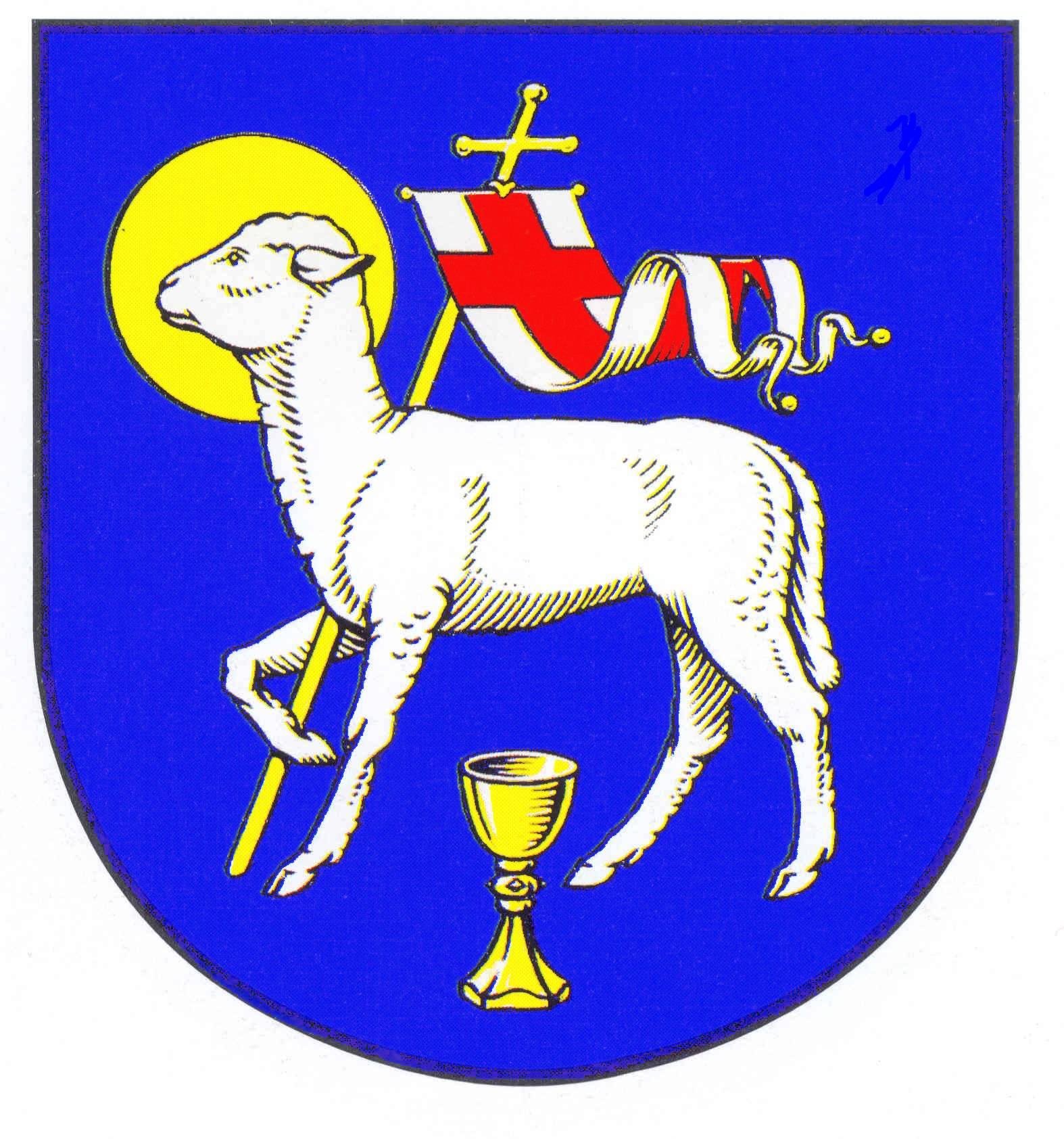 Wappen StadtGarding, Kreis Nordfriesland
