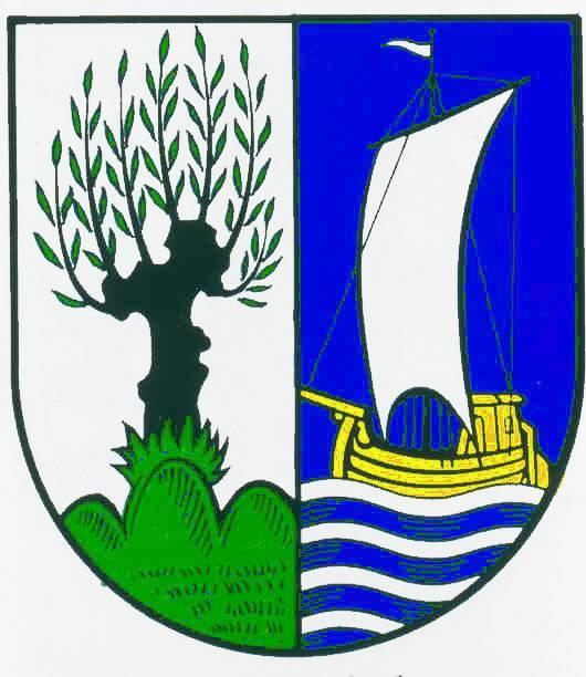 Wappen StadtGeesthacht, Kreis Herzogtum Lauenburg