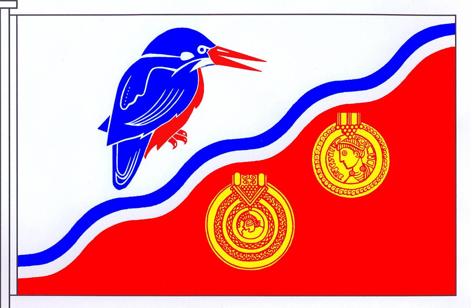Flagge GemeindeGeltorf, Kreis Schleswig-Flensburg