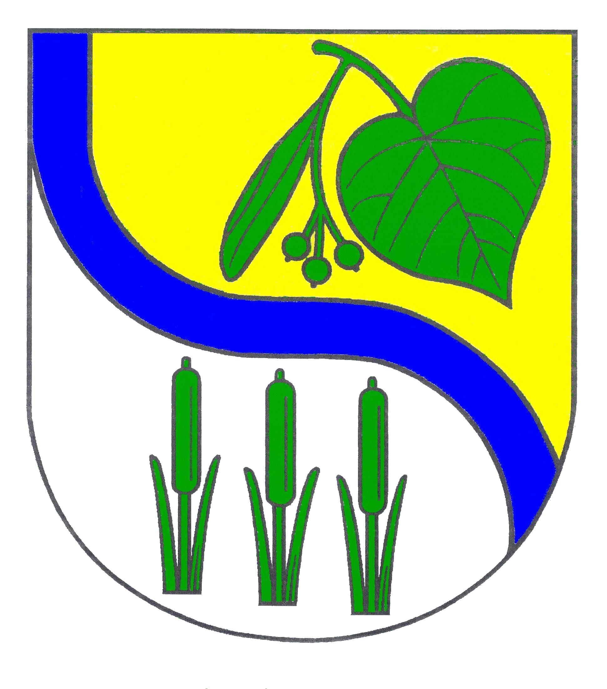 Wappen GemeindeGeschendorf, Kreis Segeberg
