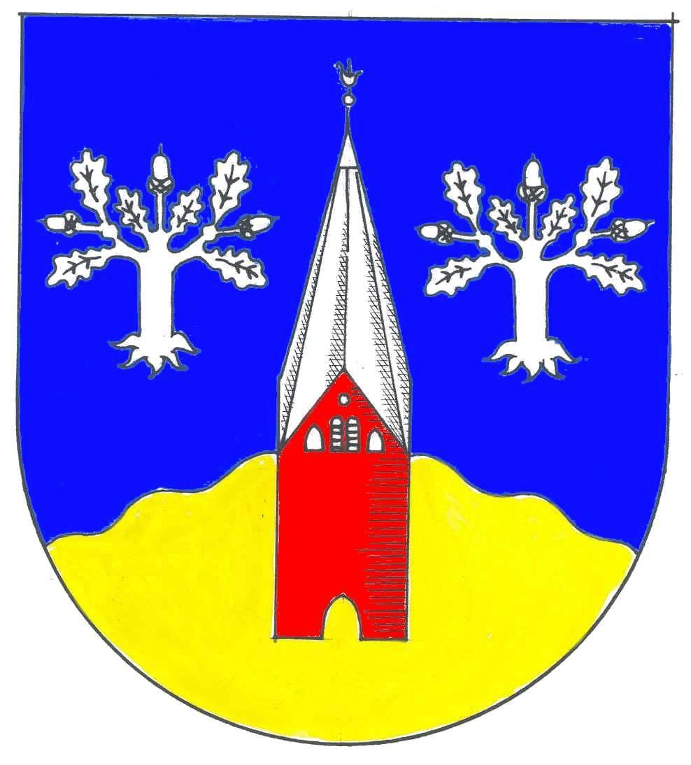 Wappen GemeindeGettorf, Kreis Rendsburg-Eckernförde