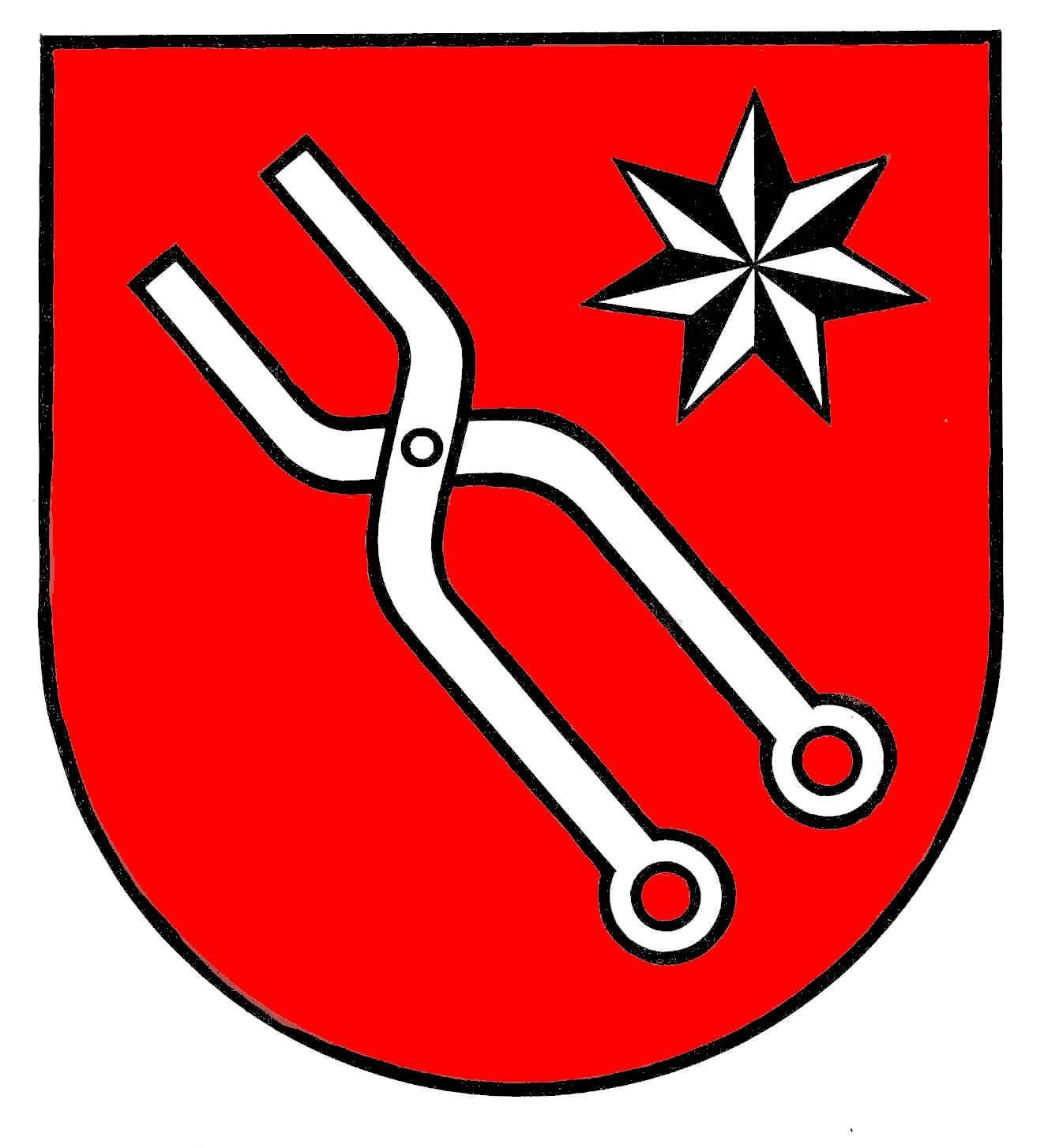 Wappen GemeindeGiekau, Kreis Plön