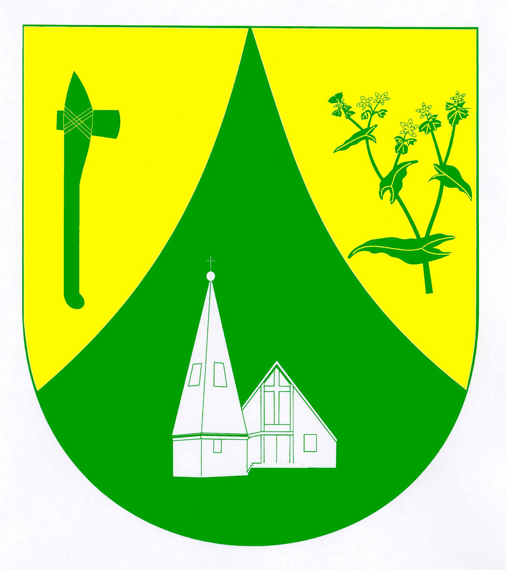Wappen GemeindeGnutz, Kreis Rendsburg-Eckernförde