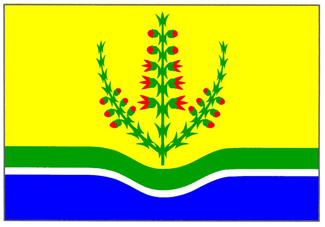 Flagge GemeindeGöhl, Kreis Ostholstein