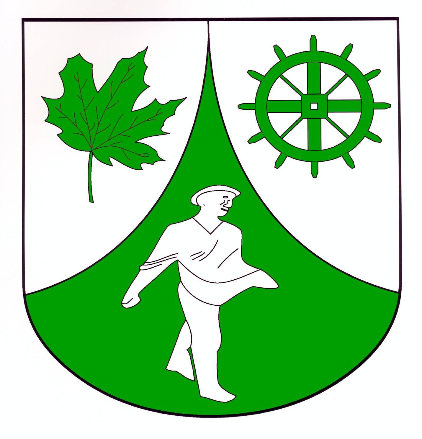 Wappen GemeindeGöldenitz, Kreis Herzogtum Lauenburg