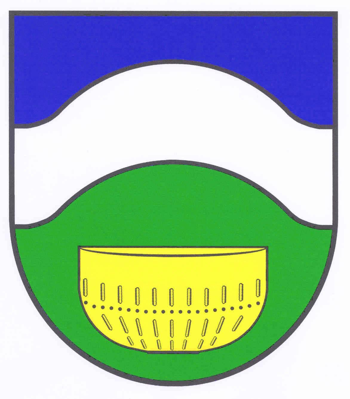 Wappen GemeindeGönnebek, Kreis Segeberg