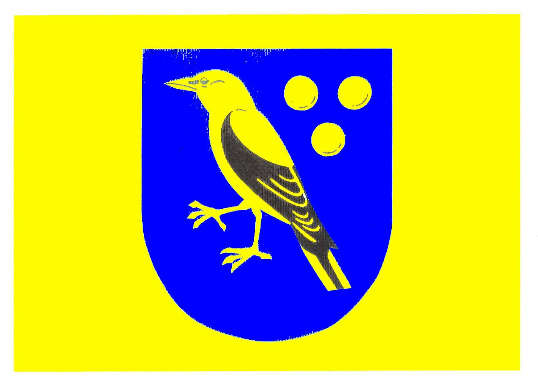 Flagge GemeindeGöttin, Kreis Herzogtum Lauenburg