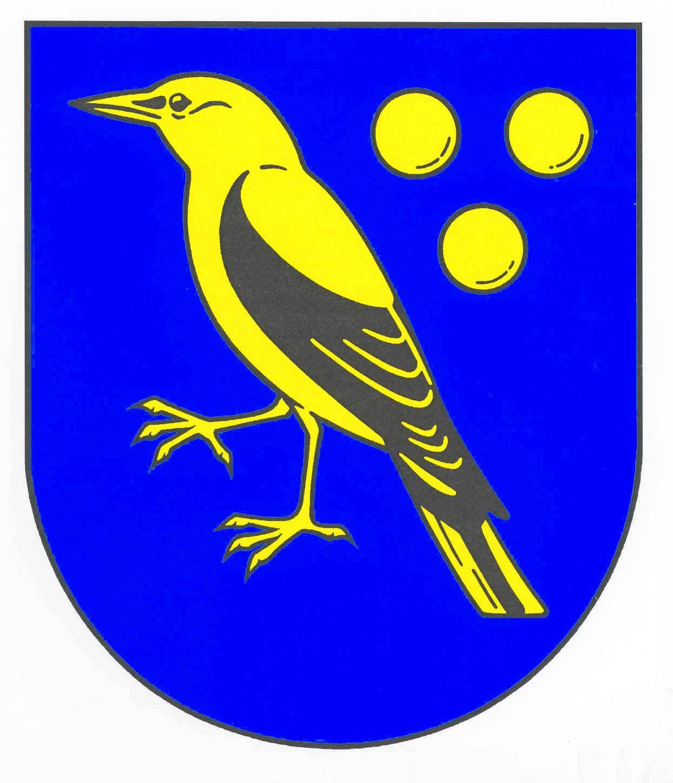 Wappen GemeindeGöttin, Kreis Herzogtum Lauenburg