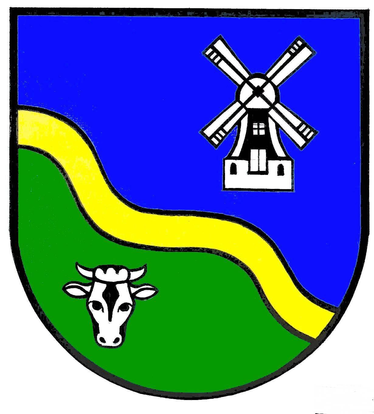 Wappen GemeindeGoldebek, Kreis Nordfriesland