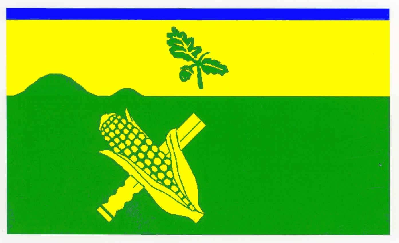 Flagge GemeindeGoldelund, Kreis Nordfriesland