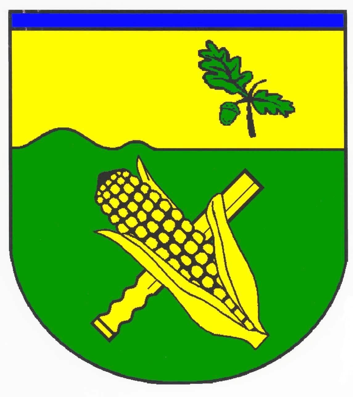 Wappen GemeindeGoldelund, Kreis Nordfriesland