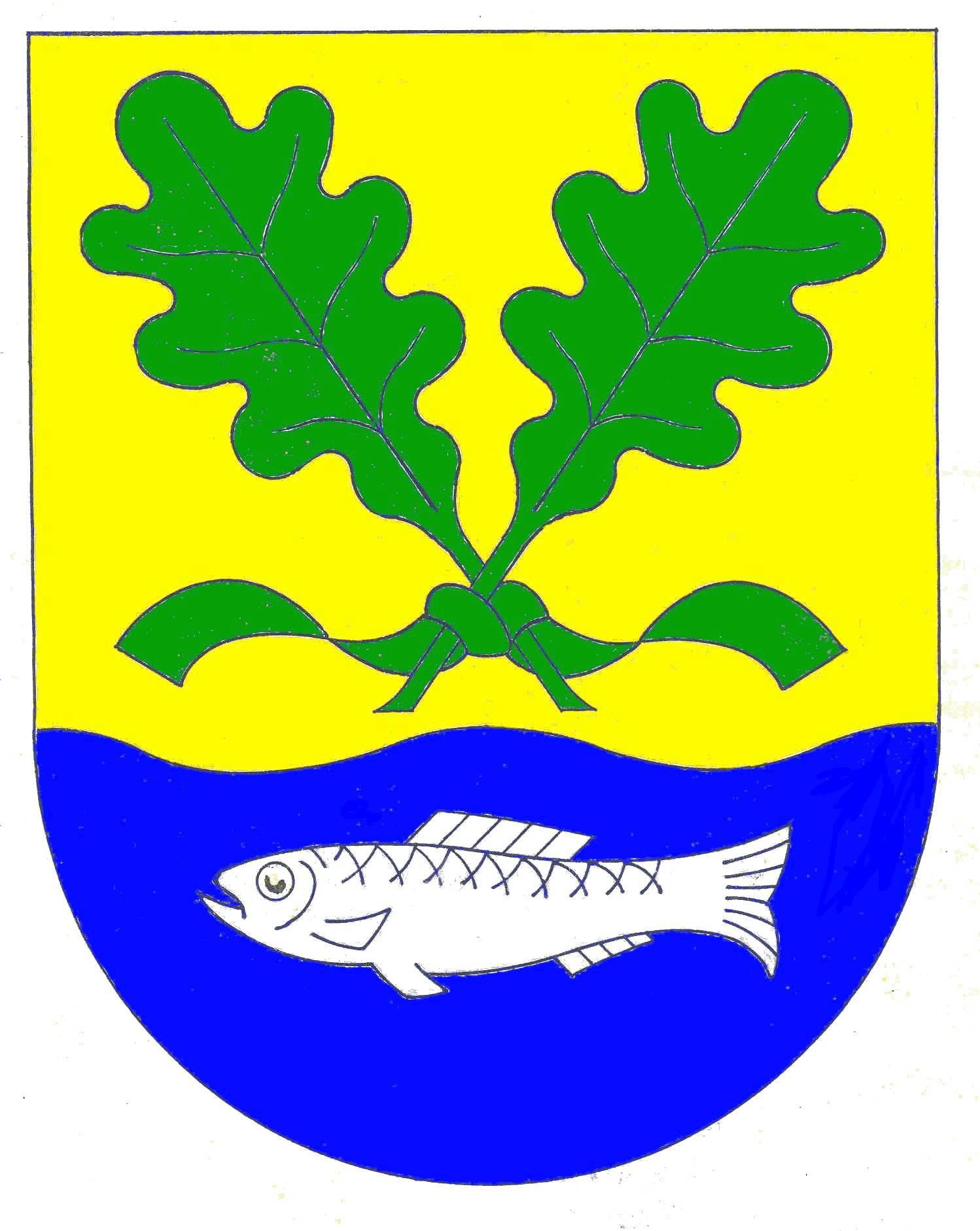 Wappen GemeindeGoltoft, Kreis Schleswig-Flensburg