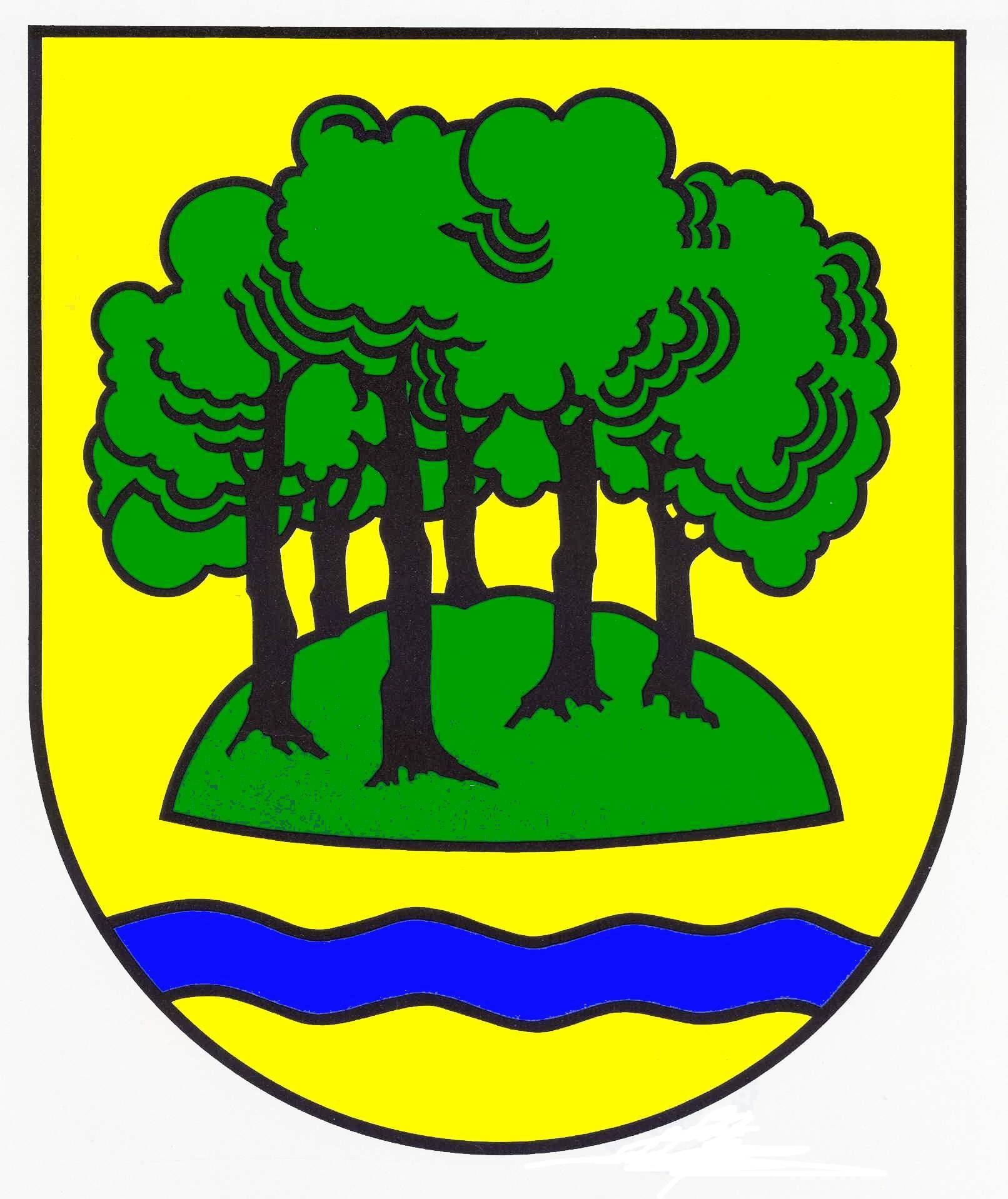 Wappen GemeindeGrabau, Kreis Stormarn