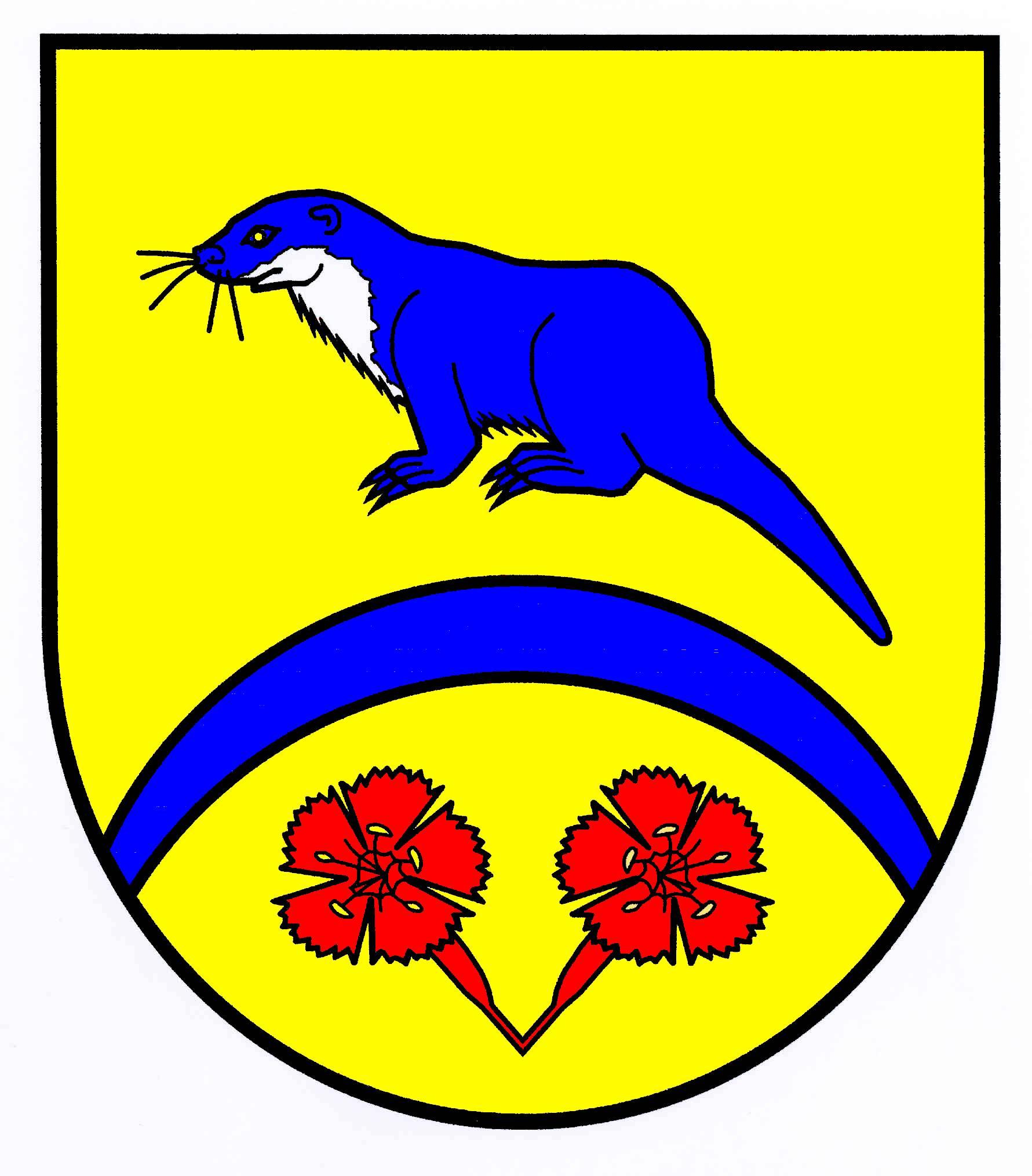 Wappen GemeindeGrambek, Kreis Herzogtum Lauenburg