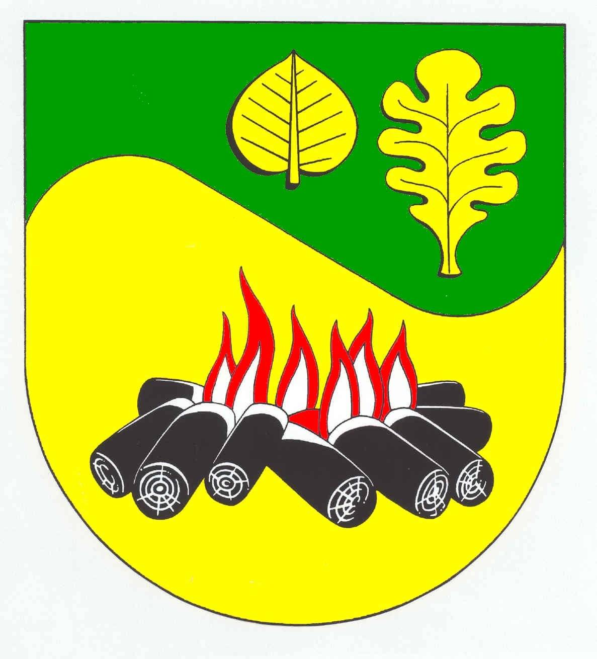 Wappen GemeindeGrauel, Kreis Rendsburg-Eckernförde