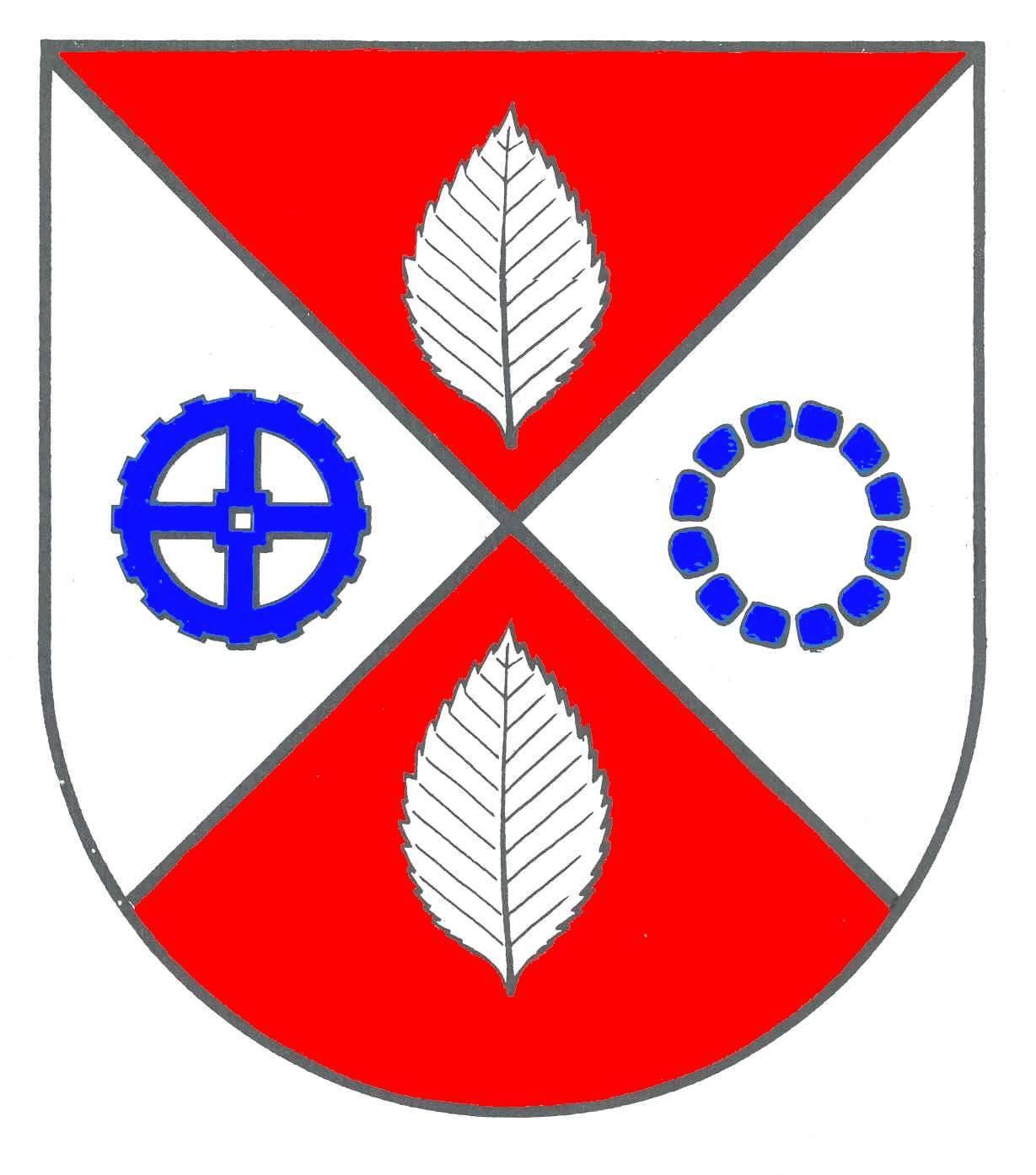 Wappen GemeindeGrebin, Kreis Plön