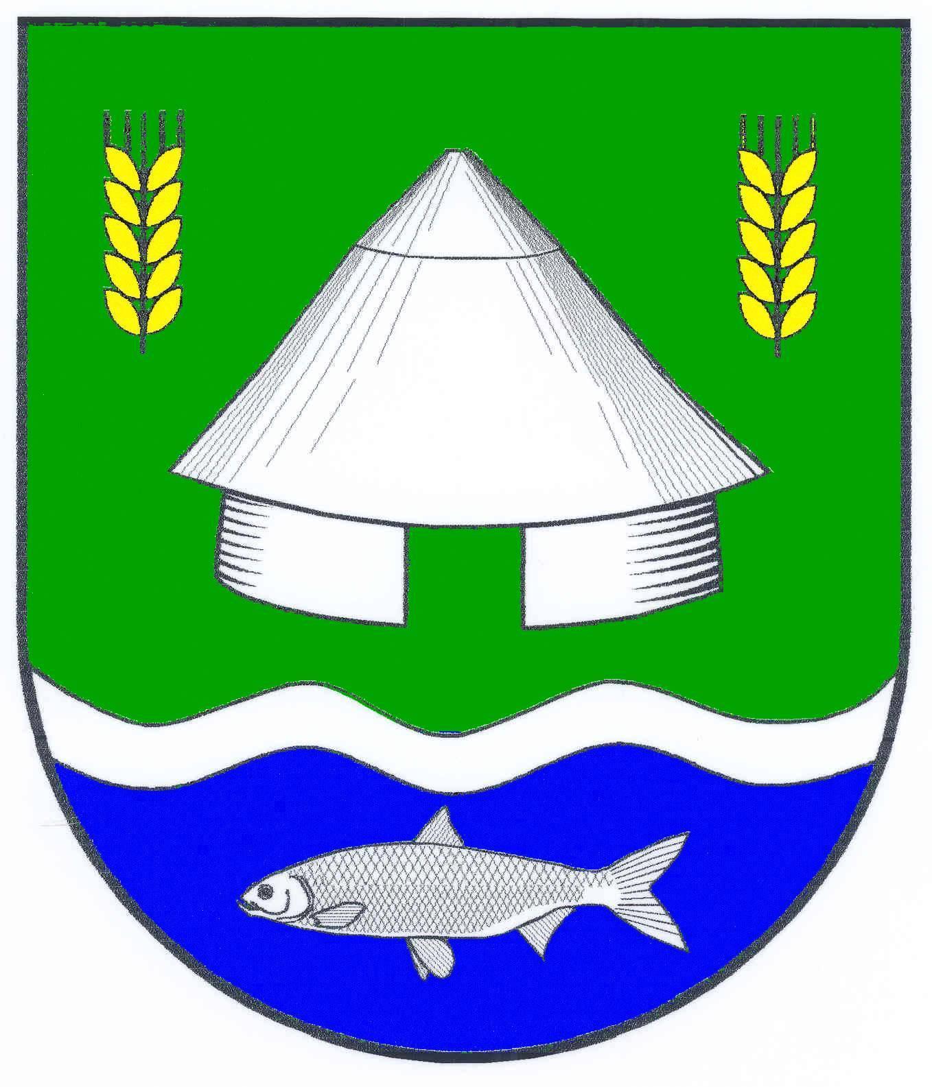 Wappen GemeindeGremersdorf, Kreis Ostholstein